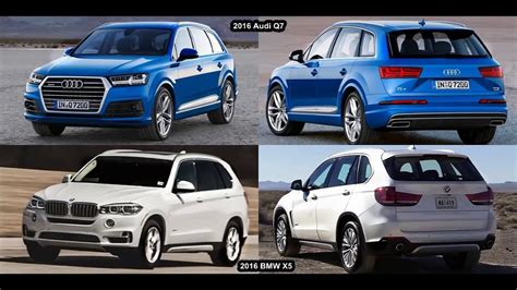Top 10 Luxury Suv Cars In The World 2015 2016 (audi Q7
