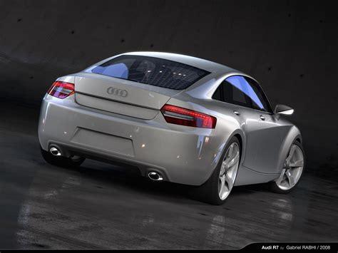 Audi R7 by Audi R7 Rendering