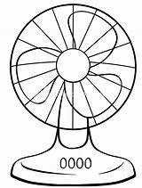 Fan Electric Clipart Drawing Button Buttons Cliparts Getdrawings Close Coloring Sketch Template sketch template
