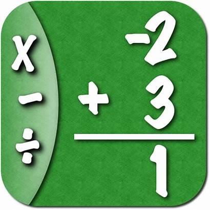 Icon Math Practice