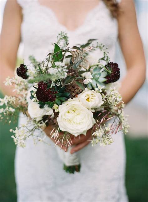 rustic wedding  chic elegance modwedding