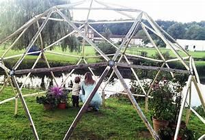 Geodätische Kuppel Bausatz : r buckminster fuller entwickelte geod tische kuppel zum ~ Michelbontemps.com Haus und Dekorationen