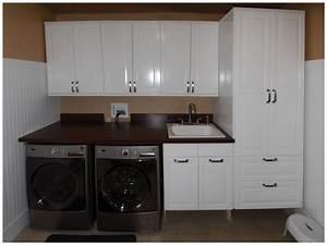 Ikea Laundry Cabinets - [peenmedia.com]