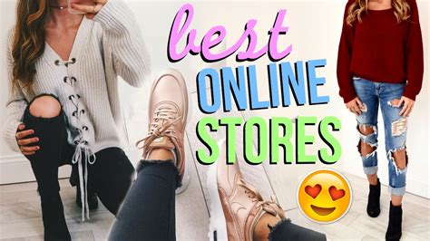 Top 5 Places To Shop Online!! (cute Clothes For Cheap