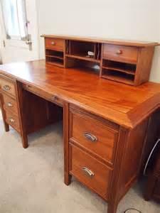 Custom Mahogany Desk