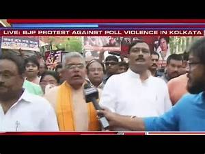 West Bengal: BJP takes out a massive rally to demand 'free ...