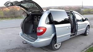 Chrysler Grand Voyager  2002 4wd