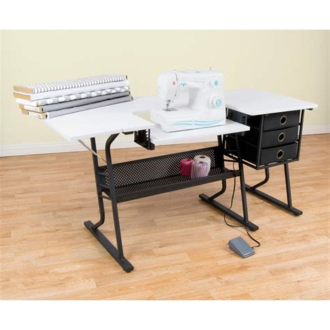 studio designs sewing table 8 flexible best sewing machine tables with cabinet
