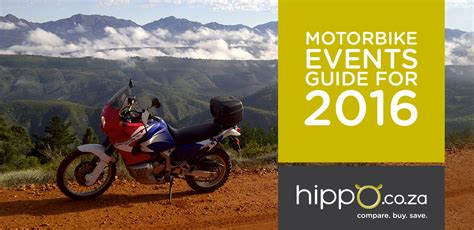 Motorbike Events Guide For 2016