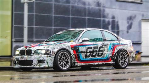 coolest bmw   car wrap youtube