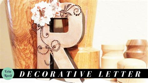 Letter R Home Decor : Decorative And Elegant Home Decor Letter