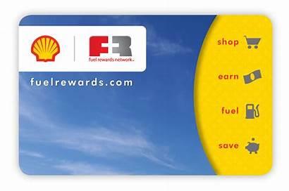 Rewards Card Fuel Shell Reward Network Gift