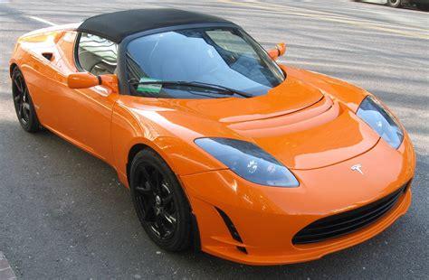 2012 Tesla Roadster 2-Door Convertible Sport