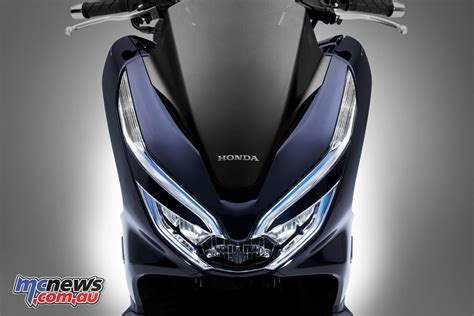 Pcx 2018 Hybrid by Honda New Ground With Hybrid Scooter Mcnews Au