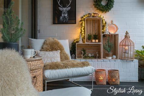 Weihnachtlich Dekorieren Tipps weinkisten weihnachtlich dekorieren stylish living