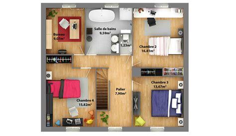 cuisine blois plans de maisons maison laure constructeur région centre