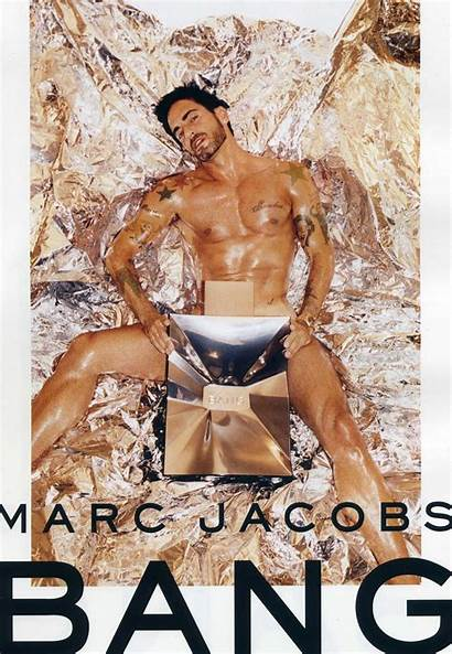 Marc Jacobs Bang Cologne Ad Fragrance Birthday
