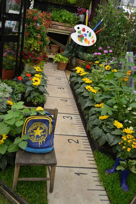 25 best ideas about school gardens on