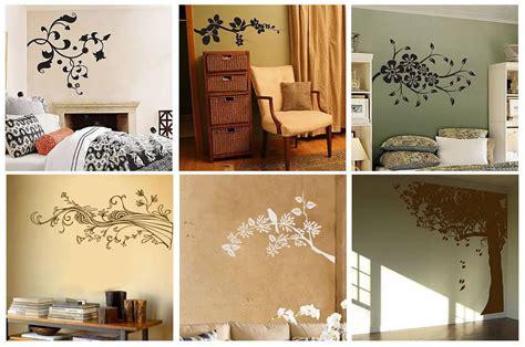 desain dinding  sticker tema sederhana nota furniture