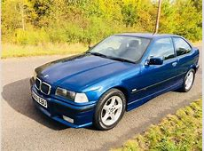 2000 BMW 316 COMPACT MSPORT 19 NON SUNROOF ONLY 59K For