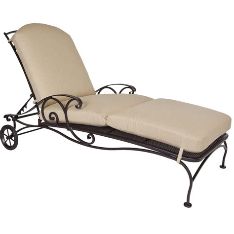 ow siena adjustable chaise lounge replacement cushions