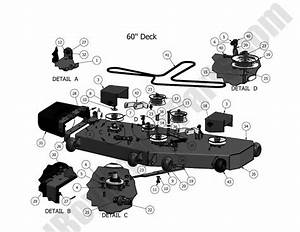 Bad Boy Parts Lookup 2011 Czt 60 U0026quot  Deck