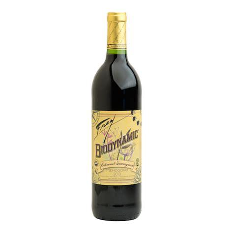 2018 Frey Biodynamic Cabernet Sauvignon Organic Wine