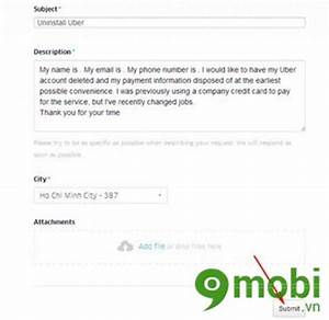 Guide to toddlers delete uber simplest terms for Uber letterhead