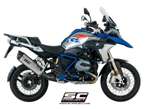 Scproject Shop Bmw  R 1200 Gs '1718 Silenziatore