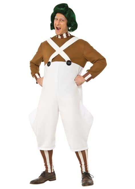 oompa loompa men costume  costumes
