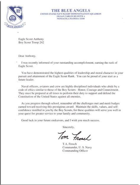 eagle scout recommendation letter template eagle scout recommendation letter sle crna cover letter