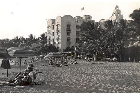 history  royal hawaiian hotel waikiki history