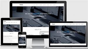 free responsive website template webthemez With bootstrap responsive templates free download