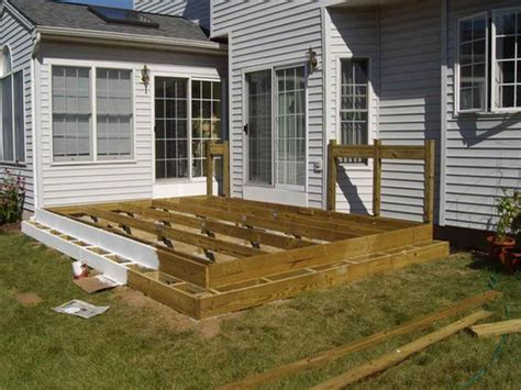 To Build A Patio by Floating Wood Patio Deck Designs 12 Photos Of The How To