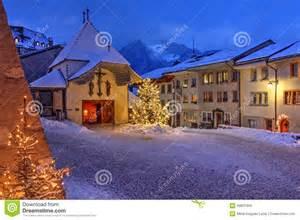 Christmas Tree Scenery