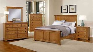 White Oak Bedroom Furniture Raya Furniture