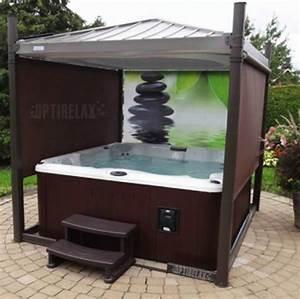 Abdeckung Whirlpool Jacuzzi : opticover i automatische whirlpool abdeckung optirelax ~ Markanthonyermac.com Haus und Dekorationen