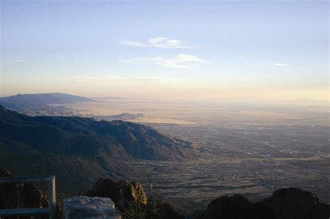sandia crest  mexico classic motorcycle touring