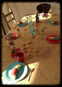 Alternative Zur Zimmertür : piraten party schatzkarten tischdecke aus packpapier sch ne umweltfreundliche alternative zur ~ Sanjose-hotels-ca.com Haus und Dekorationen