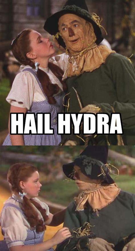 hilarious hail hydra memes