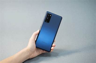 S20 Fe Galaxy Samsung Smartphone Unboxing Global