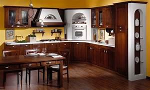 Cucina classica moderna casale for Cucina classica moderna