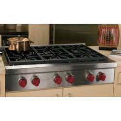 ferguson faucets kitchen wolf wsrt366lp gas cooktop stainless steel at shop