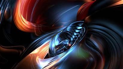 Abstract Desktop Dark Hue Fluid Cool Screensavers