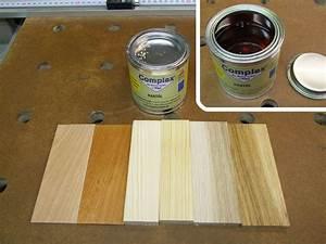 Owatrol öl Holz : michas holzblog produktvorstellung le und wachse von complex farben ~ Watch28wear.com Haus und Dekorationen