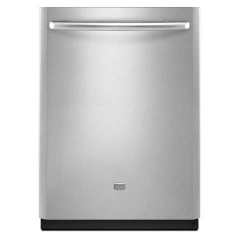 lowes dishwashers stainless steel dishwasher lowes maytag stainless steel