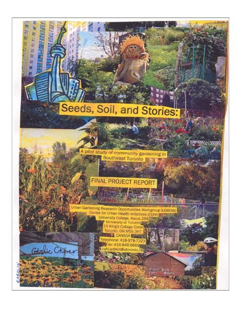 benefits of community gardens seeds soils and stories benefits of community gardens