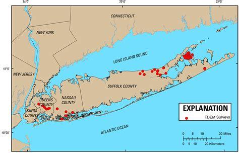 Tdem Surveys Long Island New York