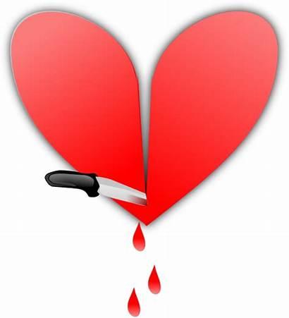 Heart Broken Clip Clipart Clker Vector