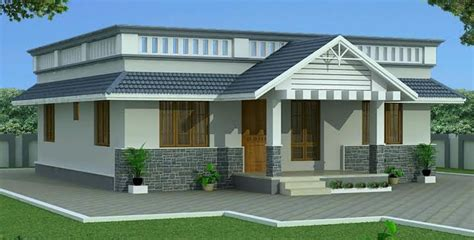 single floor kerala home design  sq ft